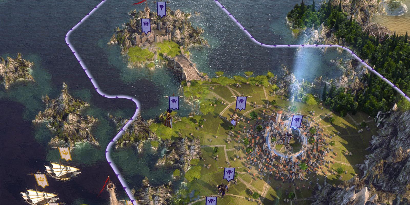 Age of Wonders III.