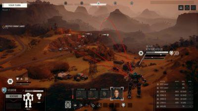 Battletech skal visst bli litt som XCOM, men med store roboter.