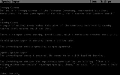 Det er plass til litt mer tekst på skjermen her.