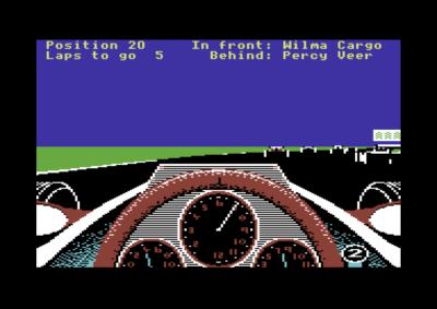 Vroom! (standard bildetekst for racingspill når jeg ikke kommer på noe mer fornuftig å si).
