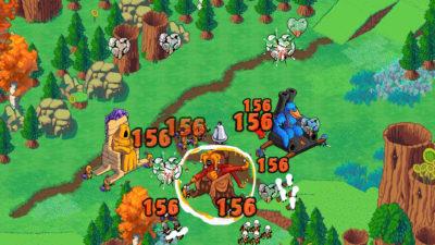 Jeg må innrømme at jeg sliter litt med å forstå hvordan spillet fungerer basert på den tilgjengelige informasjonen, men det ser i alle fall pent ut!