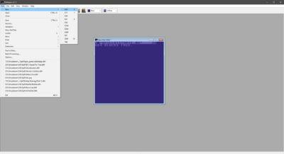 Opprett ny diskett (.d64-fil).