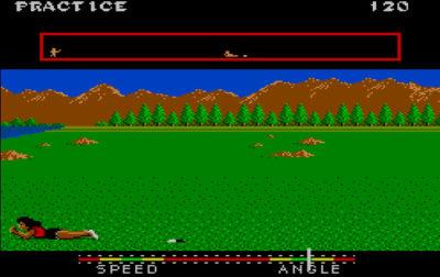 Av Sega-utgavene, er det bare Master System som har Flying disc.