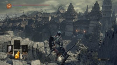 Dark Souls III - Undead Settlement