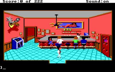 Originale Leisure Suit Larry. Bilde: Mobygames.