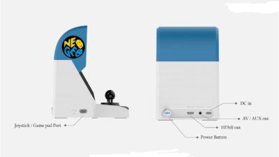 Navnet ser ut til å bli Neo Geo Mini.