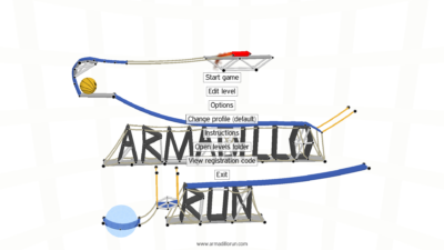 Armadillo Run fra 2006.