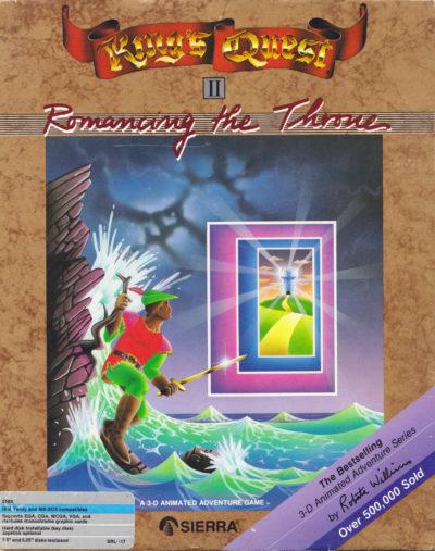 Spillboksen (dette er versjonen som ble lansert for MS-DOS i 1987).
