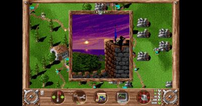 Du kan spille i VGA-modus også.