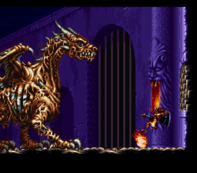 Ukens spill er Demon's Crest fra Capcom. Bildene i denne artikkelen kommer fra Mobygames.