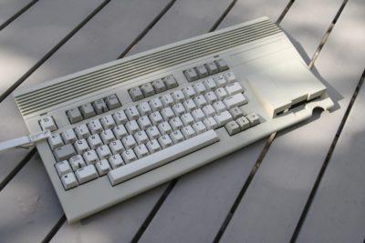 Slik ser prototypen av tastaturet ut. Bilde: Mega 65.