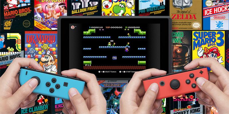 Inntrykk: NES-spill på Switch