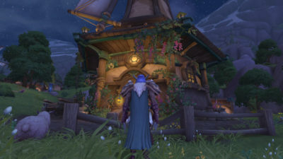 World of Warcraft ser jo faktisk ganske pent ut.