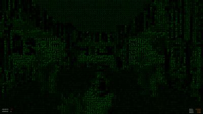 Spillet har en egen monokrom-modus også.