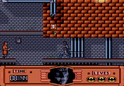 Førstebrettet på PC. Grafikken i VGA-modus er basert på Atari ST-grafikken. Ikke 256 farger, med andre ord.