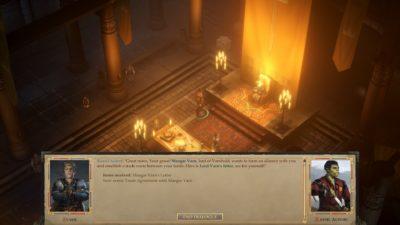 Pathfinder: Kingmaker gir deg rollen som konge (etter hvert).