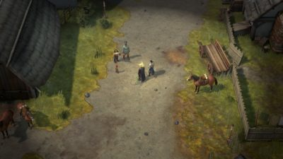 Pathfinder: Kingmaker.