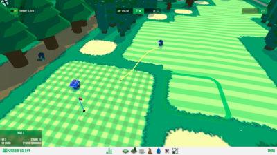 Det blir interessant å se om Resort Boss: Golf blir en verdig oppfølger til SimGolf.