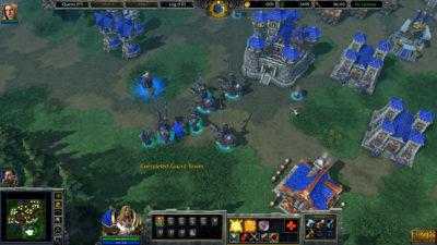 Jepp, det er Warcraft III.