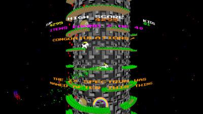 Goatup. Tårnet vekker minner om Nebulus, men ellers ser spillet unikt ut.