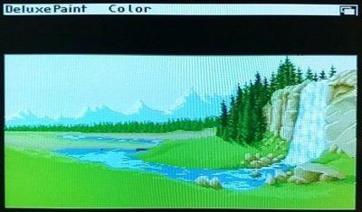 Dette skal være fra Shadow of the Beast 3. Endte bildet opp i det ferdige spillet?