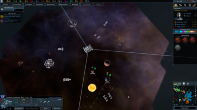 Galactic Civilizations III: Retribution.