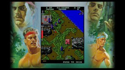 Jeg hadde Ikari Warriors på Commodore 64 i sin tid.