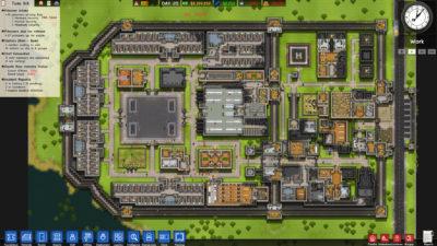 Lag ditt eget fengsel i Prison Architect.