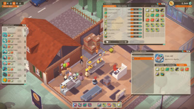 Bak den søte fasaden ser det ut som selve spillet er overraskende omfattende.