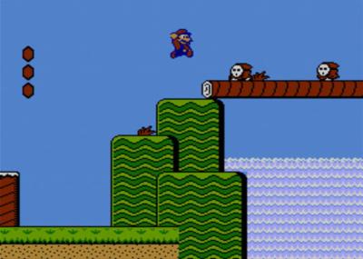 Super Mario Bros. 2.