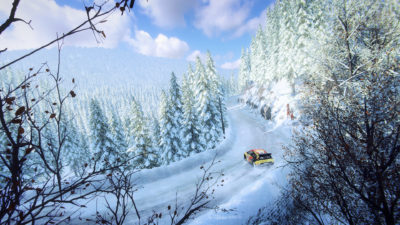 Skrytebilde som viser innhold fra DLC-sesong 1. Dette er altså ikke tilgjengelig i spillet.