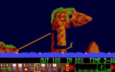 Lemmings satte DMA Design på spillkartet.