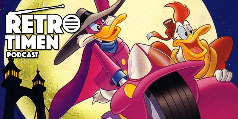 retrotimen darkwing duck