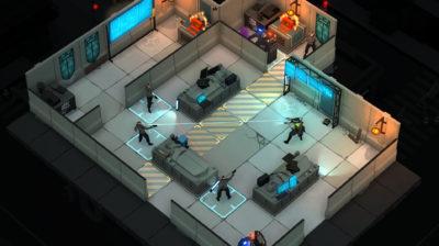 Bilde fra det nåværende stadiet i utviklingen.