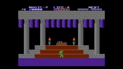 Zelda II er ikke seriens sterkeste spill.