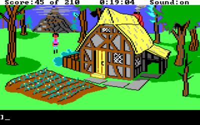 Som de to første spillene i serien bruker dette Sierras AGI-motor, og bruker 16 farger for grafikken.