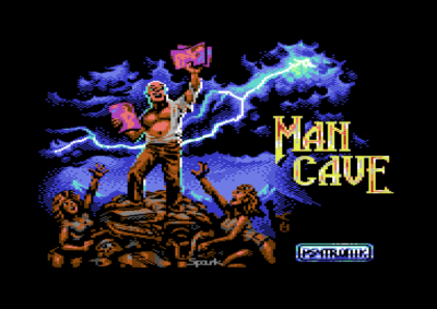 The title screen was created by Rune Spaans.