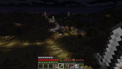En liten del av kongedømmet mitt.