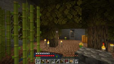 Jeg plasserte ofte spesielle rom i lange tunneler, for å gjøre dem mindre monotone.