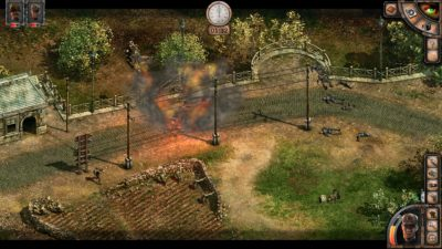 Commandos 2 HD Remaster.