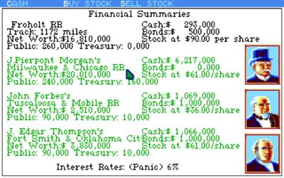 Aksjemarkedet var et sent tilskudd.