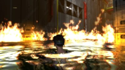 Hydrophobia: Prophecy.