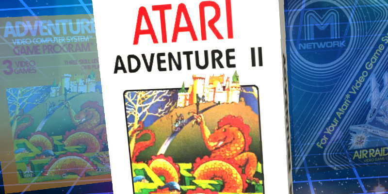 atari vault expansion