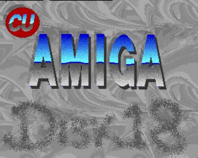 Jeg skjønner ikke hvorfor CU Amiga kaster bort diskplass og lastetid på disse bildene.