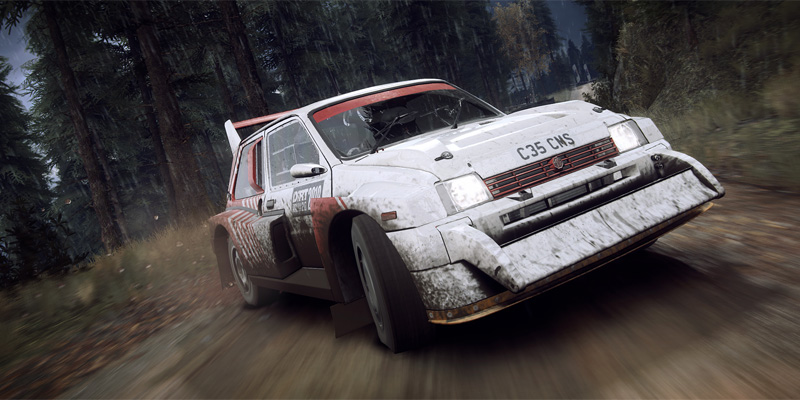 dirt rally 20 colin mcrae