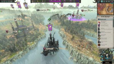 Strategi i Warhammer-universet.