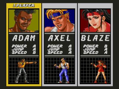 Er du en Adam, Blaze eller Axel?