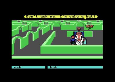 Spillet bruker litt ulike kameravinkler underveis, og utviklerne var stolte av hvordan spillfiguren dynamisk forandrer størrelse avhengig av hvor nær han eller hun er kameraet.