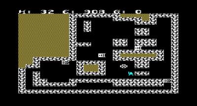 Spillet kom først til VIC-20.